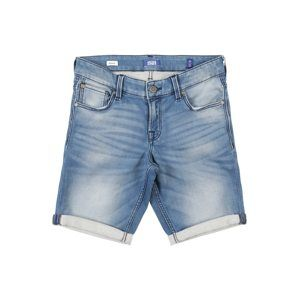 Jack & Jones Junior Džíny 'JJIRICK JJICON SHORTS GE 851 I.K. JR'  modrá