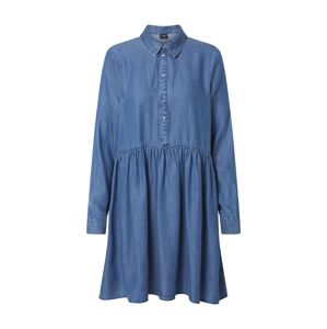 VERO MODA Šaty 'Libbie'  modrá džínovina