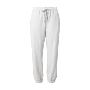 10k Kalhoty  šedý melír