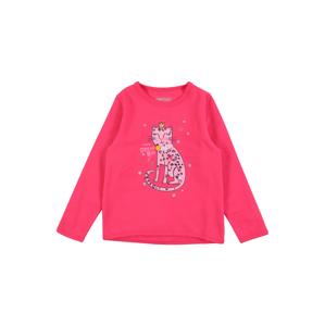 STACCATO Mikina  pink / pastelově růžová / zlatě žlutá / stříbrná / námořnická modř