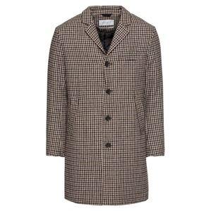 ESPRIT Přechodný kabát  hnědá / černá
