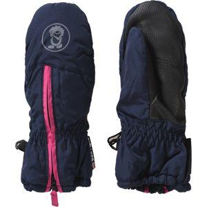 TROLLKIDS Sportovní rukavice  modrá / pink