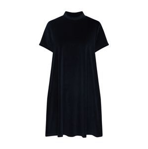 CHEAP MONDAY Šaty 'Mystic Velvet Dress'  schwarz