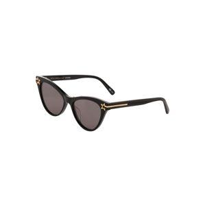 Stella McCartney Sluneční brýle  zelená / tmavě hnědá