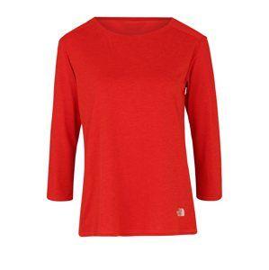 THE NORTH FACE Funkční tričko 'INLUX'  červená