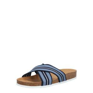 ESPRIT Slipper 'Molly'  námořnická modř / modrá