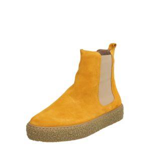 Ca Shott Chelsea boty  žlutá