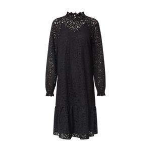 Y.A.S Košilové šaty 'IRIA'  černá