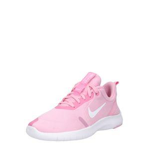 NIKE Sportovní boty ' Flex Experience RN 8'  bílá / pink
