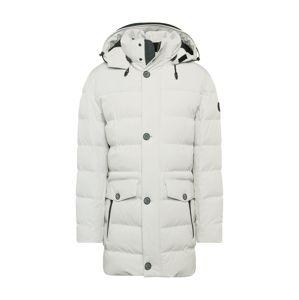 bugatti Zimní bunda  bílá / černá