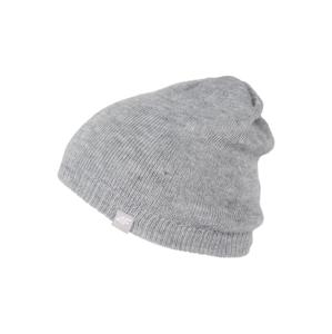 4F Sportovní čepice  šedý melír