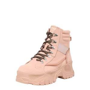 BUFFALO Šněrovací boty 'FENDO'  růžová