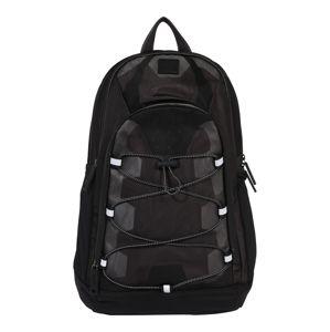 BOSS Batoh 'Pilot_Backpack'  černá