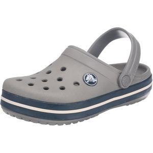 Crocs Otevřená obuv 'Crocband'  šedá