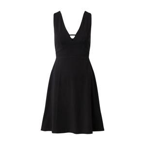 ABOUT YOU Koktejlové šaty 'Gitta'  černá