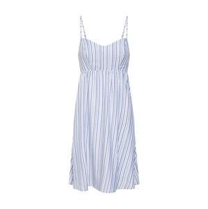 ONLY Šaty 'SHINE'  modrá / bílá