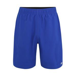 REEBOK Sportovní kalhoty 'WOR COMM WOVEN SHOR'  královská modrá