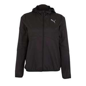 PUMA Sportovní bunda 'Ignite'  šedá / černá