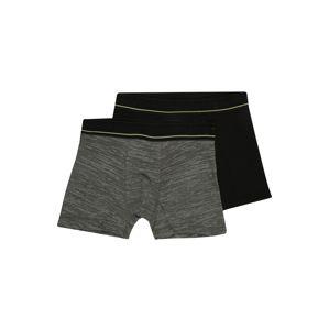 SANETTA Spodní prádlo  černá / khaki