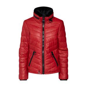 OAKWOOD Zimní bunda 'Life'  červená