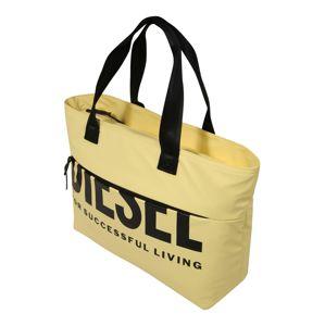 DIESEL Nákupní taška 'F-BOLD SHOPPER II'  žlutá