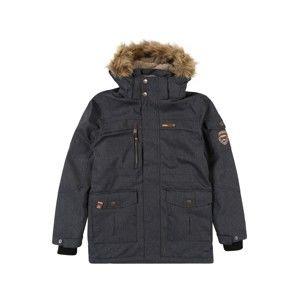 KILLTEC Zimní bunda 'KAAPO'  modrá džínovina