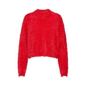 ONLY Pullover  červená