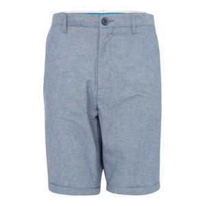 Iriedaily Chino kalhoty 'Golfer Chambray'  indigo / modrá