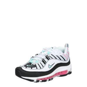 Nike Sportswear Tenisky 'Air Max 98'  zelená / bílá / černá