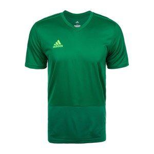 ADIDAS PERFORMANCE Funkční tričko 'Condivo 18'  zelená