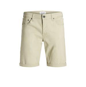 JACK & JONES Kalhoty  béžová