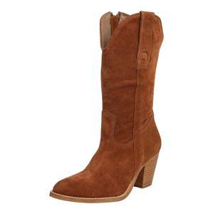Ca Shott Kozačky 'Boots'  koňaková