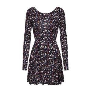 Missguided Společenské šaty  mix barev / černá