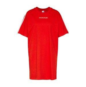 Calvin Klein Underwear Noční košilka  červená