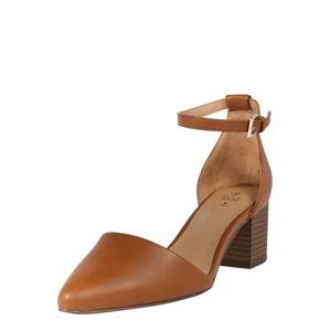 CALL IT SPRING Páskové sandály 'Drizzy'  koňaková