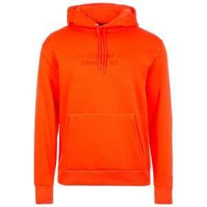 NEW ERA Mikina  tmavě oranžová