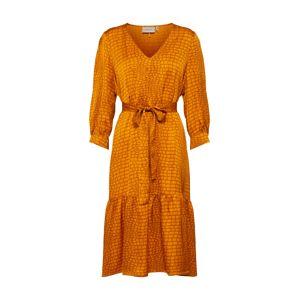 Gestuz Košilové šaty 'Tabby'  oranžová