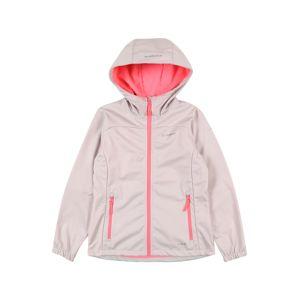 ICEPEAK Outdoorová bunda  stříbrná