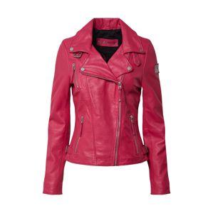 FREAKY NATION Přechodná bunda 'Bikerprincess'  pink