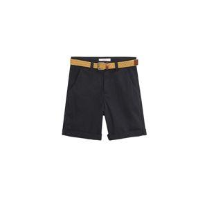 MANGO KIDS Kalhoty 'Pico6'  námořnická modř