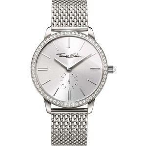 Thomas Sabo Analogové hodinky  stříbrná / bílá