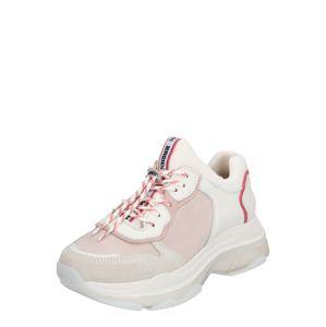 BRONX Tenisky  bílá / růžová