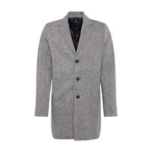 !Solid Přechodný kabát 'Fayette'  šedá