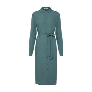 EDITED Košilové šaty 'Reza'  zelená