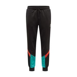 PUMA Kalhoty 'Iconic MCS CUFF'  světlemodrá / černá