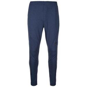 ADIDAS PERFORMANCE Sportovní kalhoty 'Workout ClimaCool Knit'  modrá