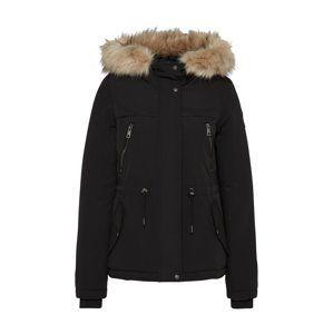 VERO MODA Zimní bunda 'VMBREEZE AGNES'  černá