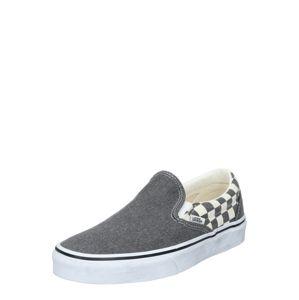 VANS Slip on boty  bílá / šedá
