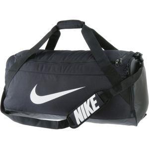 NIKE Sportovní taška 'Brasilia Large'  černá