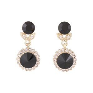 LILY AND ROSE Šperky do vlasů 'Jessie'  zlatá / černá